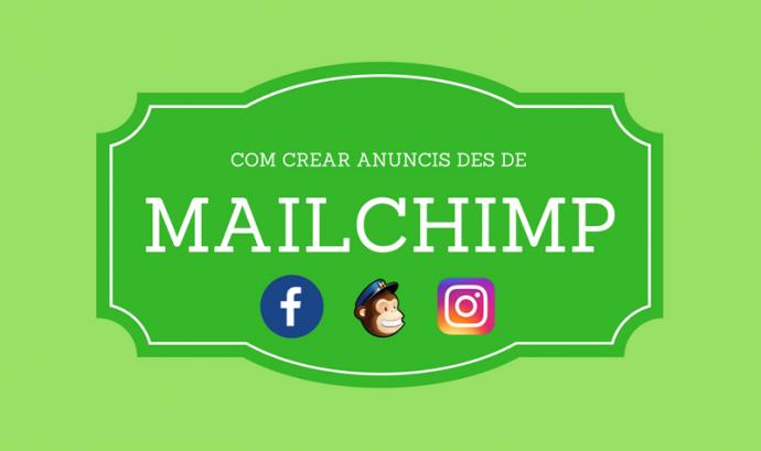 Imatge portada Com crear anuncis amb Malchimp