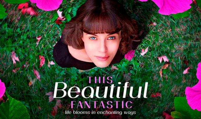 El cicle inicia amb la projecció de 'The beatiful fantastic' el 19 de març  Font: The beatiful fantastic