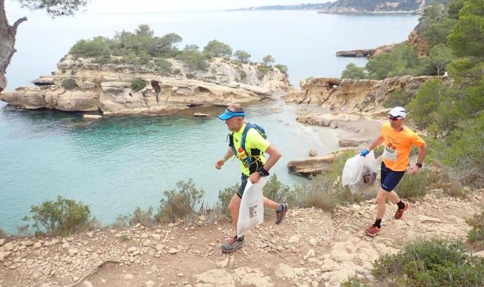 El repte ambiental i esportiu tindà lloc del 5 a l'11 de maig Font: Ultra Clean Marathon