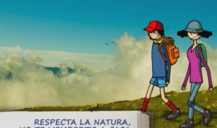 La secció Natura de la Unió Excursionista de Sabadell té com a objectius principals promoure el coneixement, l'estimació i la defensa del patrimoni natural i el medi ambient. Font: Unió Excursionista de Sabadell