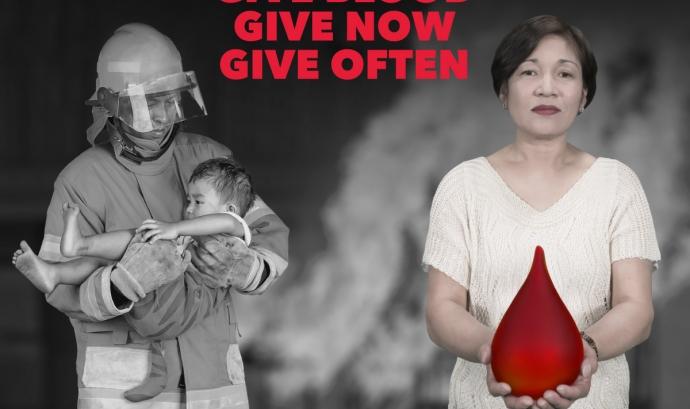 Dia Mundial del Donant de Sang. Font: Organització Mundial de la Salut