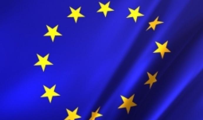 Bandera de l'Unió Europea. Font: Pixabay