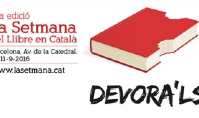 34ª setmana del llibre en català / Font: lasetmana.cat