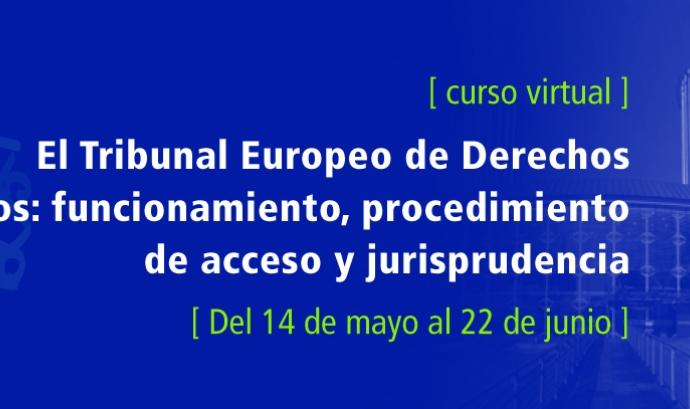 El Tribunal Europeu de Drets Humans