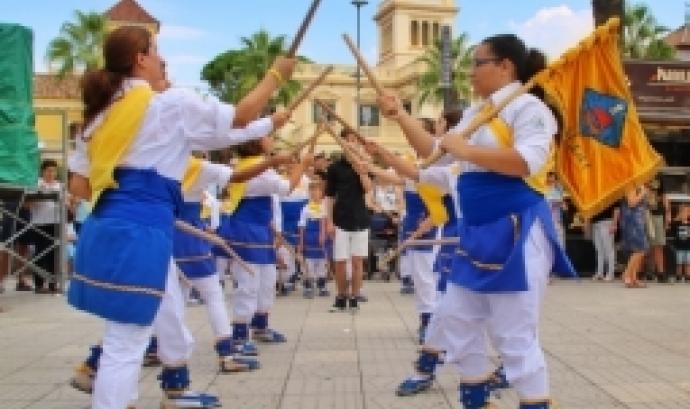 L'illa de Sardenya viurà el caliu de la cultura popular catalana.
