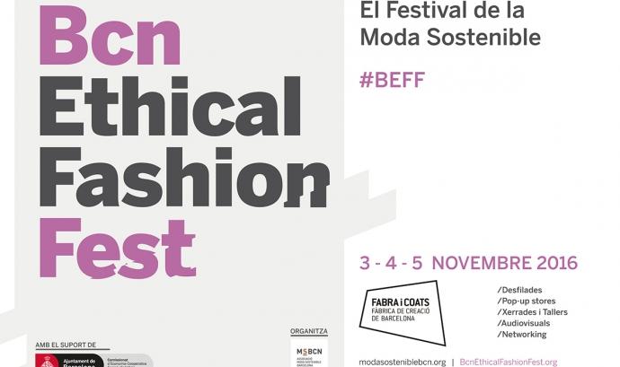 Tercera edició del Bcn Ethical Fashion Fest