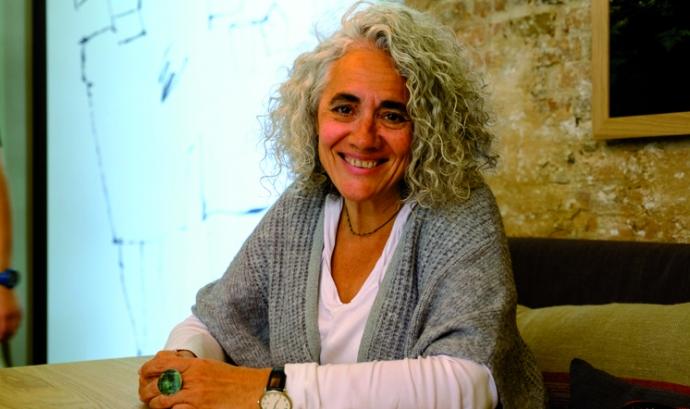 Begonya Gasch, de la Fundació Llindar Font: Fundació Llindar