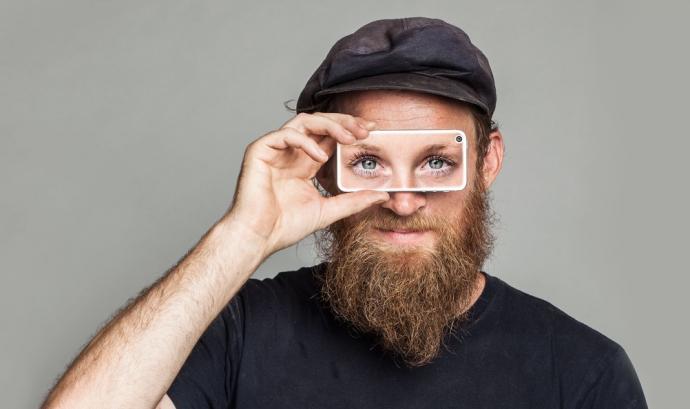 Amb aquesta aplicació moltes persones cegues rebràn l'ajuda d'un voluntari