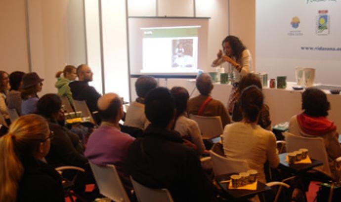 Cata a Biocultura Bilbao 2013