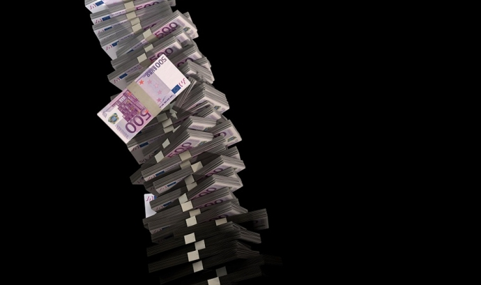 Bitllets de 500 euros. Font: Pixabay  Font: