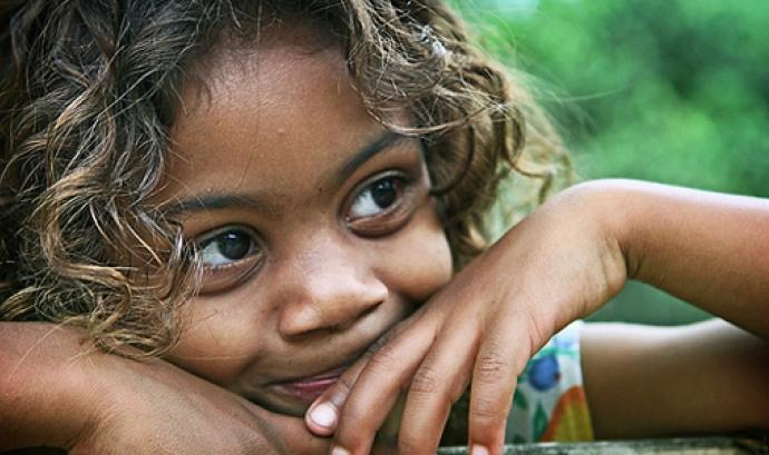 El Mundial del Brasil 2014 no aconsegueix amagar la desigualtat del país Font: