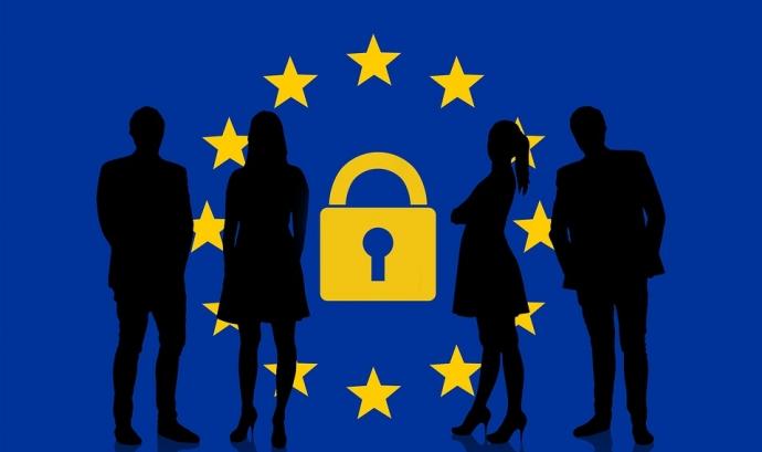 Curs 'Llei de protecció de dades personals'.Font: Pixabay