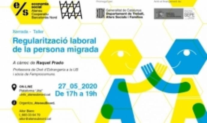 Regularització laboral de la persona migrada