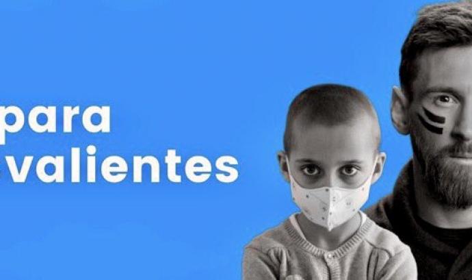 Uneix-te contra el càncer infantil i ajuda a construir el centre d'oncologia pediàtrica més important d'Europa Font:
