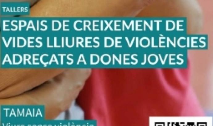 Taller er fer front a les violences masclistes a Ca la Dona