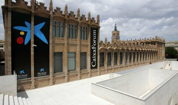 Caixaforum de Barcelona. Font: Caixafourm