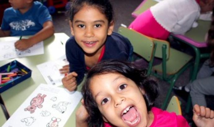 Programa Caixa- proInfància / Font: CEPAIM