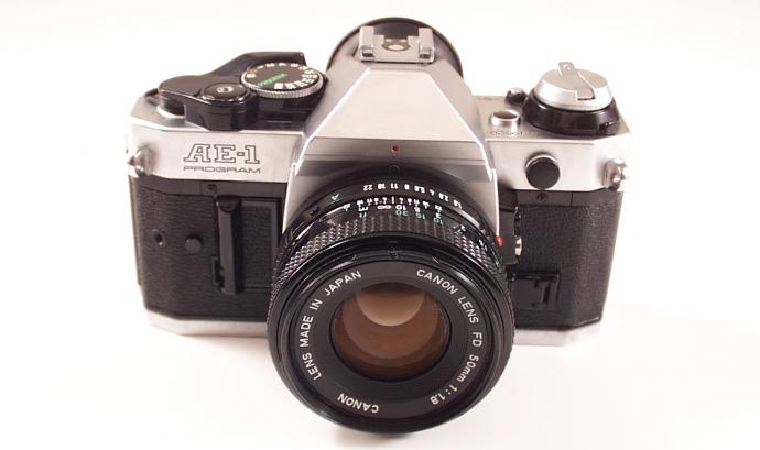Imatge d'una càmera Font: