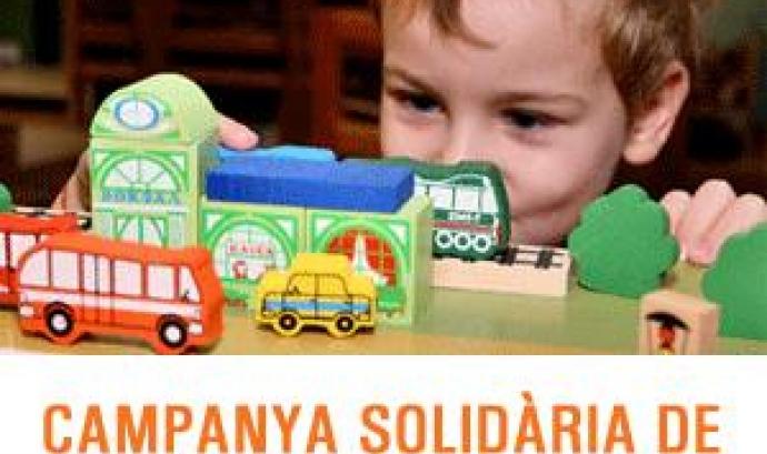 Campanya Solidària. Recollida de joguines