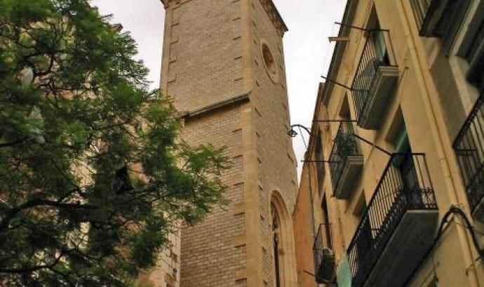 Campanar de Sant Joan de Valls Font: