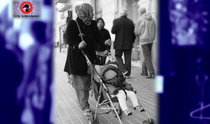 A més de diversos cartells, la campanya difon també un vídeo Font: Fem Sant Antoni