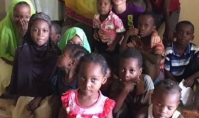 Camps de voluntariat internacional a l'est d'Àfrica.