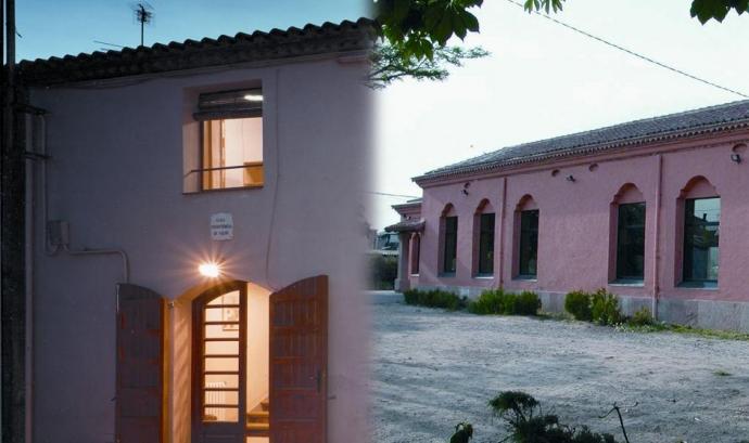 Centre Civic Cant Palou. Ajuntament de Granollers Font: