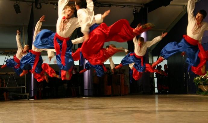 Dansaires a la darrera edició del festival Font:
