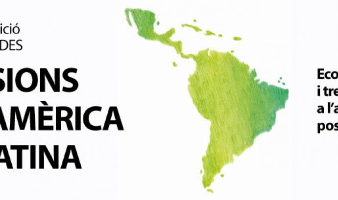Jornades Visions d'Amèrica Llatina Font: