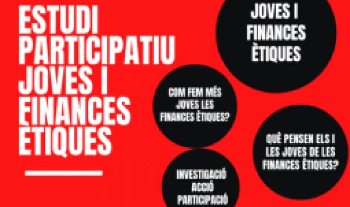 Cartell de l'estudi participatiu organitzat per FETS
