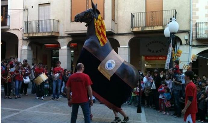 La Mulassa de Falset.   Font: Assemblea.cat