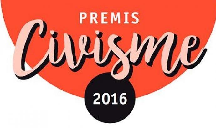 Convocats els Premis de Civisme 2016 Font:
