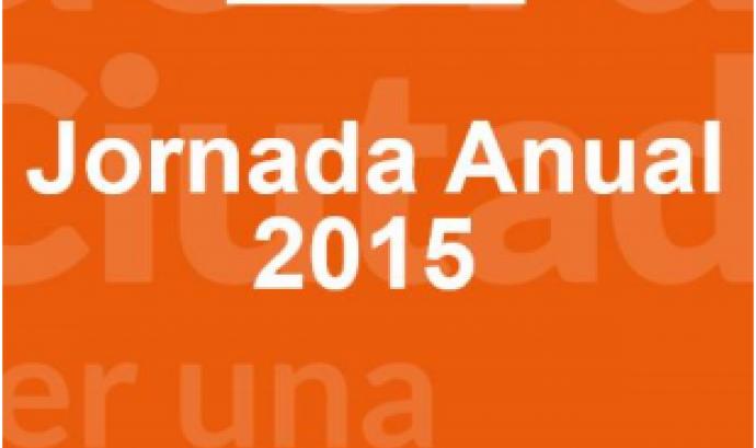 Arriba la Jornada 2015 de l'Acord Ciutadà Font: