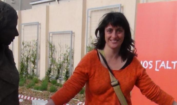 Sílvia Romeu. Directora de la Fundació sociocultural Atlas Font: