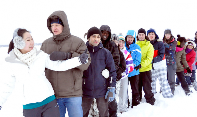 Voluntariat a Finlàndia Font: