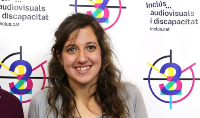 Adriana Pérez, Codirectora del Festival Inclús Font: