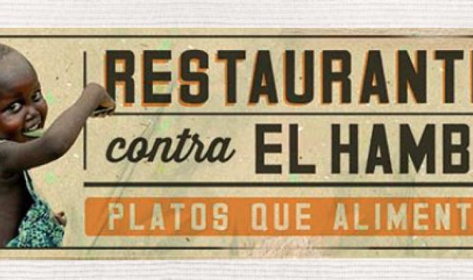 Acció Contra la Fam busca restaurants per col·laborar en la lluita contra la desnutrició infantil