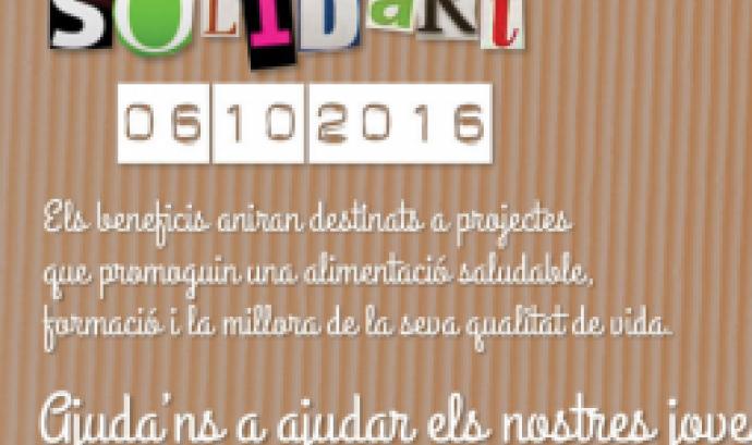 6è sopar solidari de la Fundació PortAventura