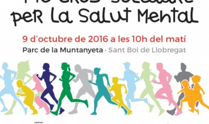 11è Cros Solidari per la Salut Mental a Sant Boi de Llobregat