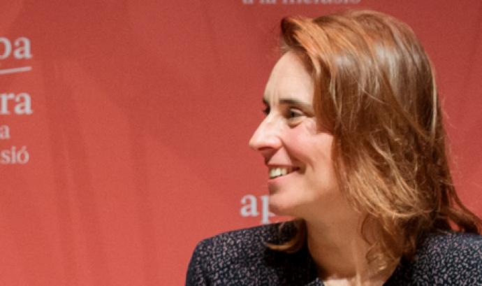 Sònia Gainza, directora d'Apropa Cultura.