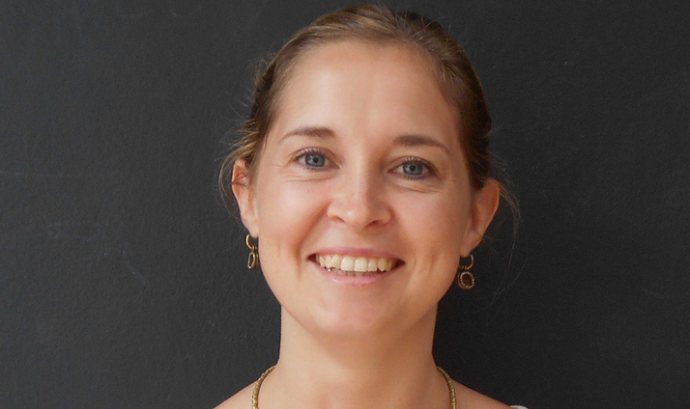 Rebeca Segura, directora de Central Parc. Font: Central Parc  Font: