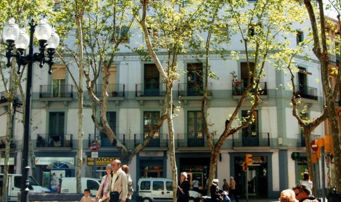 Les entitats financeres disposen d'uns 47.000 habitatges buits a Catalunya, segons el registre de la Generalitat.  Font: RAC1