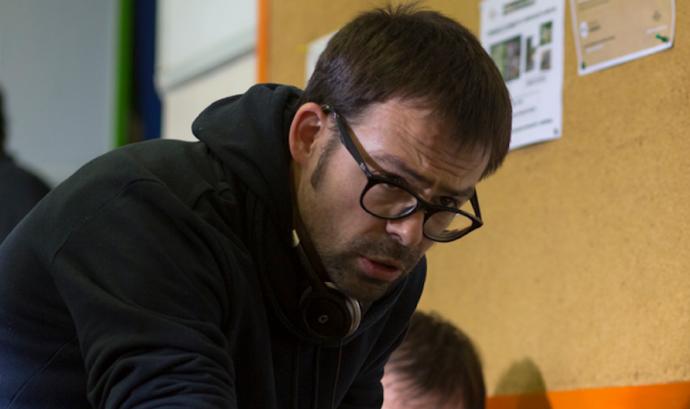Pep Garrido, director de la pel·lícula.