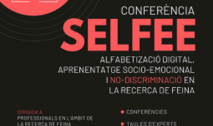 Cartell Conferència SELFEE 26 i 27 setembre 2019