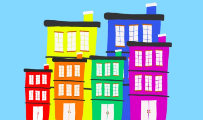 El centre LGBTI de Barcelona inicia una campanya per seguir l'activitat durant el confinament. Font: Centre LGTBI Barcelona