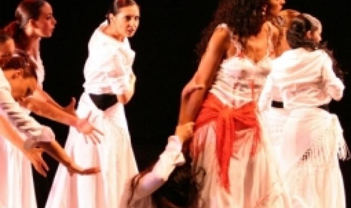 Imatge de l'òpera flamenca Carmen. Font: Wikipedia