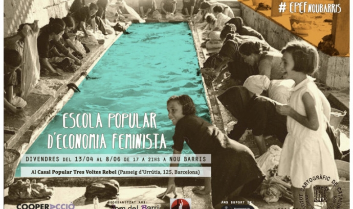 7a Escola Popular d'Economia Feminista