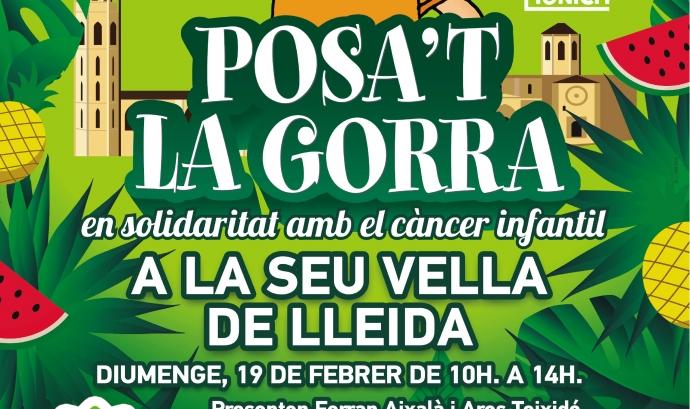 """Arriba la quarta edició del """"Posa't la Gorra!"""" a Lleida"""