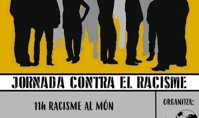 Jornada contra el racisme a Gràcia