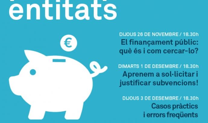 Cicle de Finançament públic per a entitats